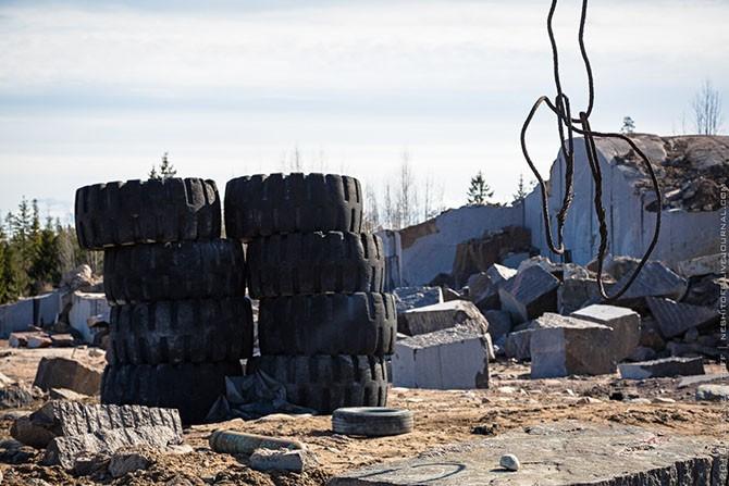 Как осуществляется добыча гранита в России