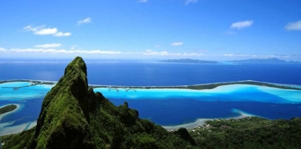 Фотографии острова Бора-Бора (31 фото)