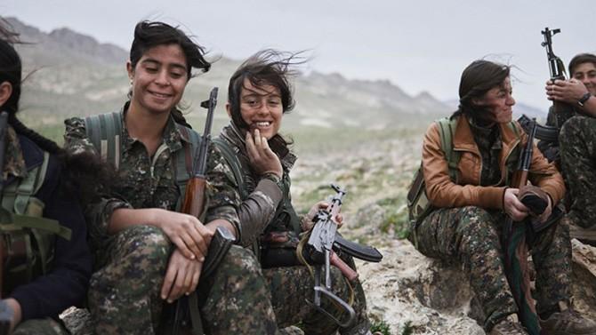 Женские отряды специального назначения