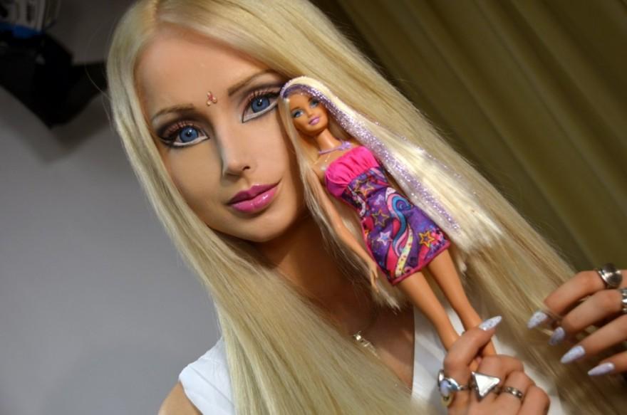 Люди-куклы (10 фото)