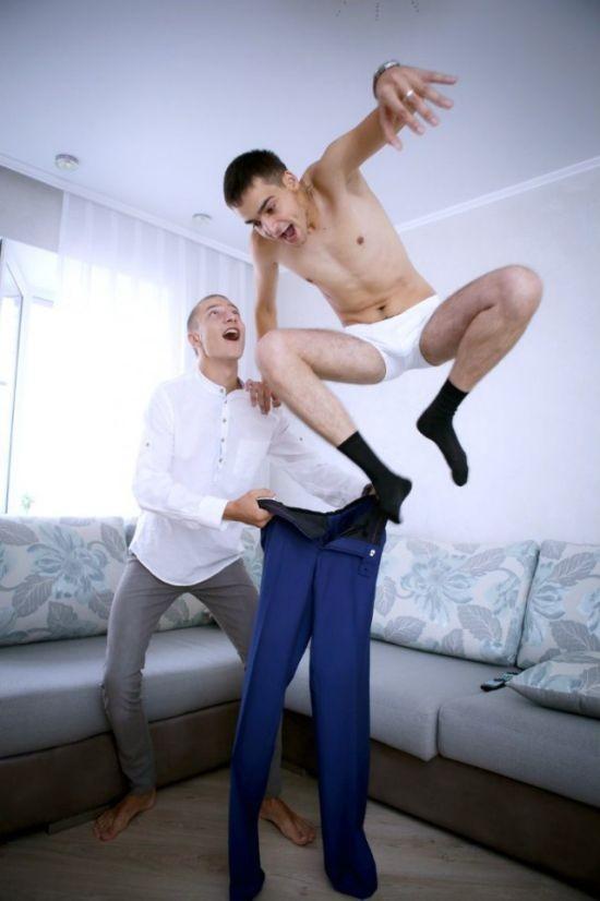 Веселые фото русских свадеб (58 фото)