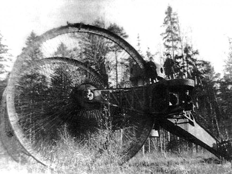 Удивительные российские изобретения (13 фото)
