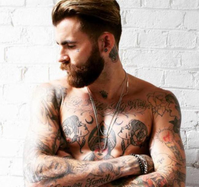 Коллекция фотографий идеальных мужчин (28 фото)