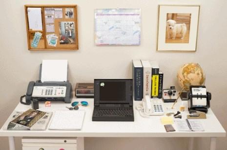 Как менялся рабочий стол в течении 30 лет