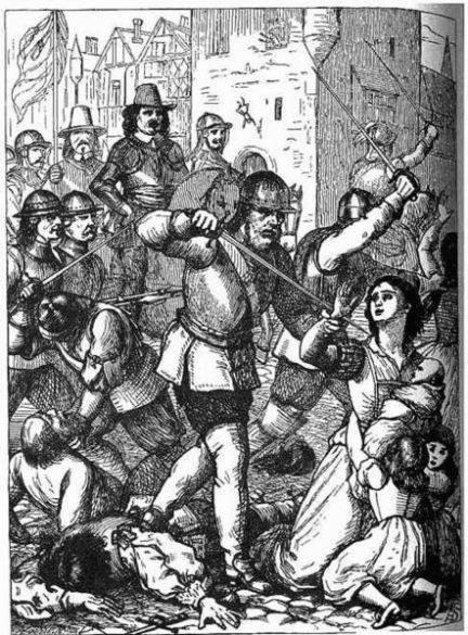 Занимательные исторические факты про Англию (5 фото)