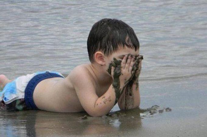 Детские шалости (26 фото)