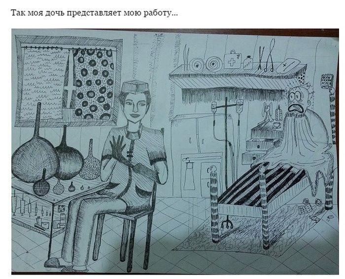 Свежая подборка смешных историй, расcказанных врачами (37 скриншотов)