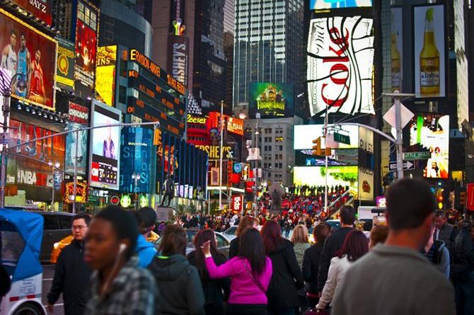 Несколько интересных фактов о Нью-Йорке