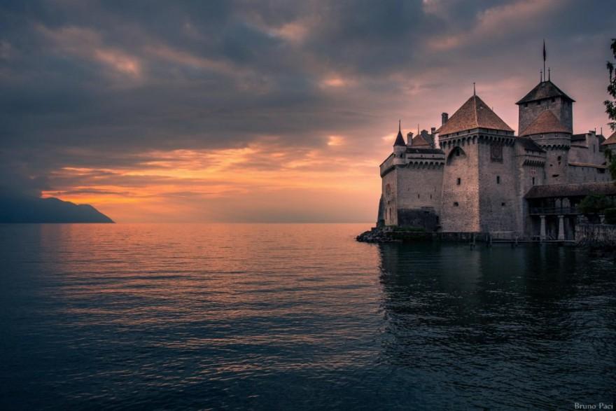 10 невероятных замков Европы