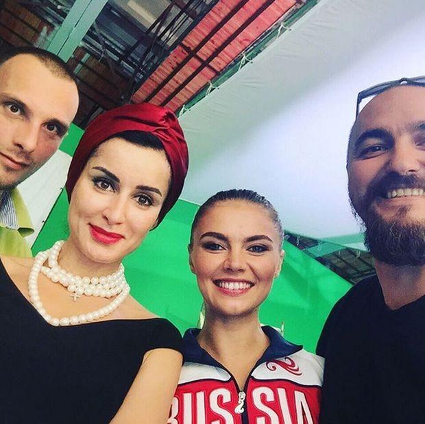 Российская гимнастка похудела и вернулась в прежнюю форму