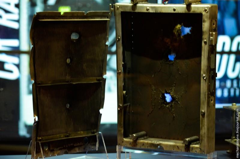 Что может сделать мусор на орбите (5 фото)