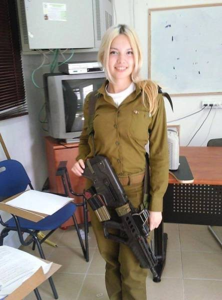 Израильская армия (31 фото)