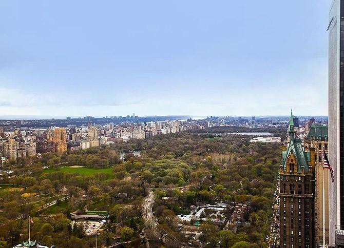 Квартира Криштиану Роналду за 18 миллионов долларов на Манхэттене