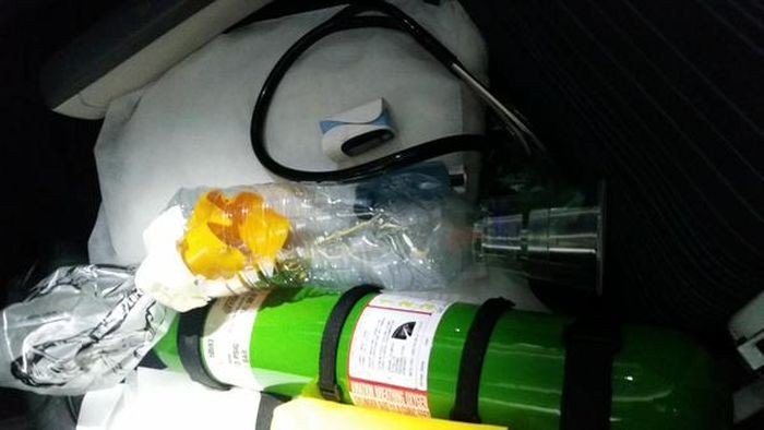Cамодельный ингалятор, спас жизнь ребенку, страдающего астмой (2 фото)