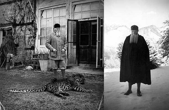 Известные русские вегетарианцы (7 фото)