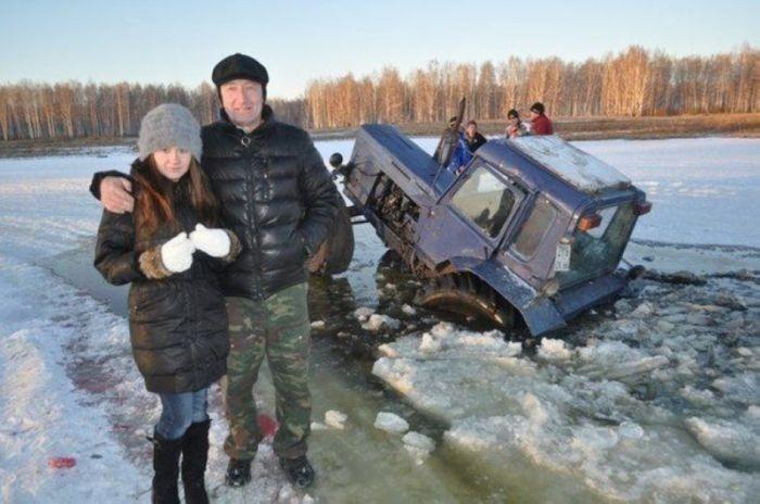Снимки, сделанные в России (42 фото)