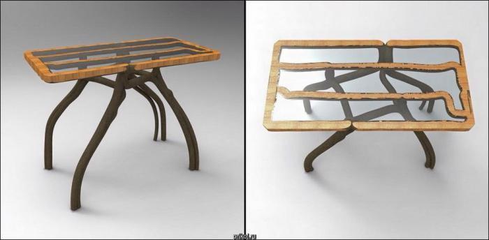 Мебель теперь можно вырастить (11 фото)