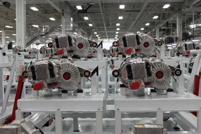 Завод Tesla Motors (44 фото)