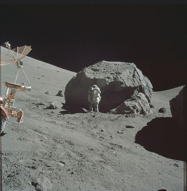 Редкие фотографии Луны опубликованные NASA (36 фото)