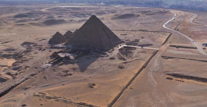 Египет: вид сверху (49 фото)