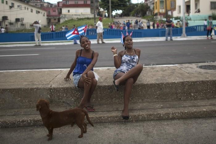 Куба в фотографиях (37 фото)