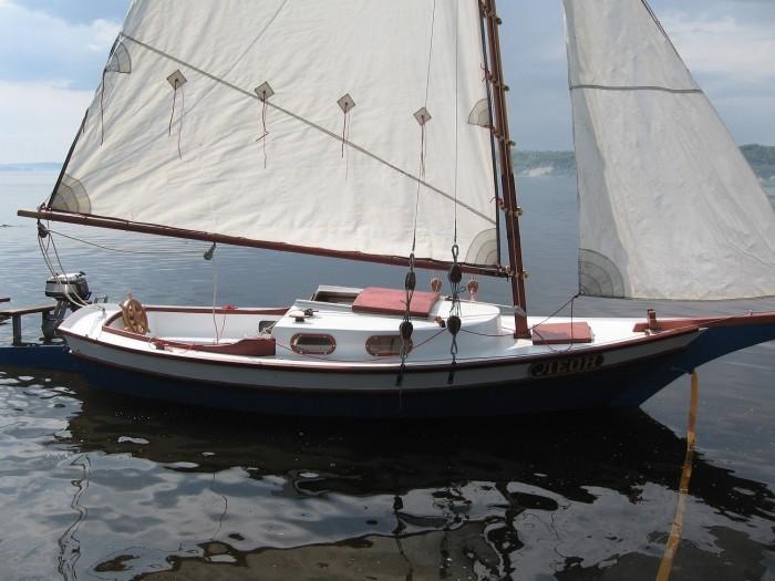 Парусная яхта своими руками (61 фото)