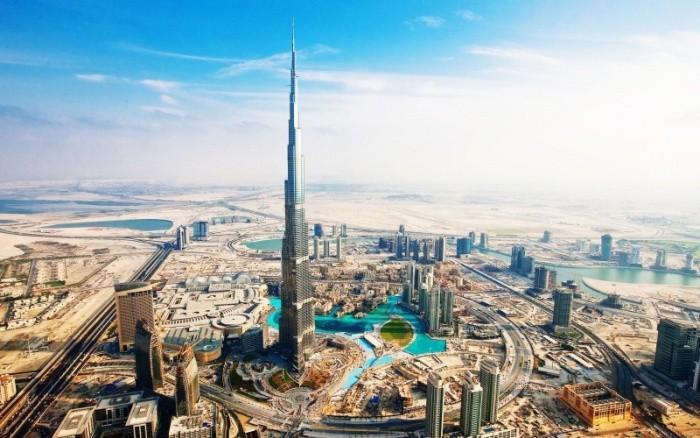 Преображение Дубая за 60 лет (18 фото)