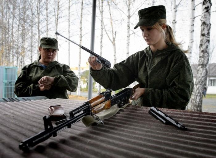 Женский спецназ ГУФСИН (10 фото)