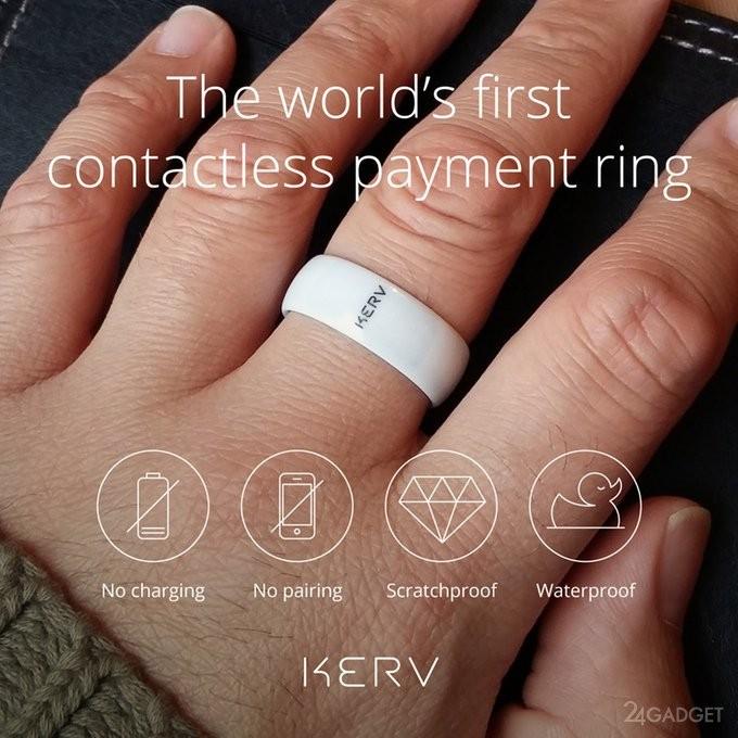 Заменить кошелек теперь может умное кольцо (8 фото + видео)