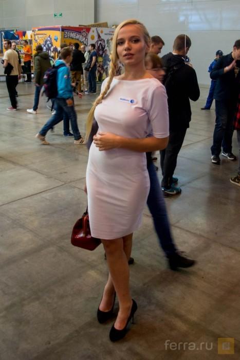 На фестивале «ИгроМир 2015» и Comic Con Russia (38 фото)
