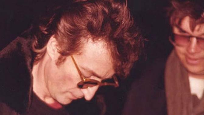 Cо дня рождения Джона Леннона 75 лет