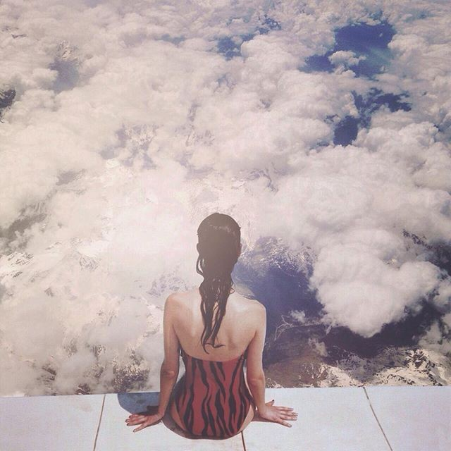 Необычные фото из Instagram'a (19 фото)