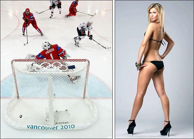 Хоккейный вратарь России – Анна Пругова (18 фото)