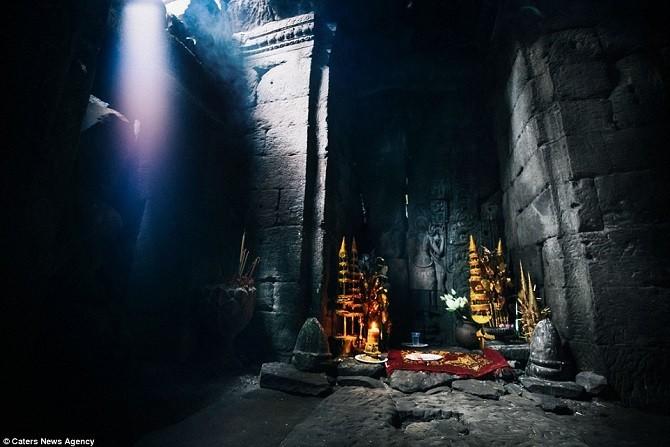 Необыкновенные храмы, которые обрели известность благодаря фильмам с Анджелиной Джоли