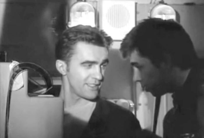 На съемках фильма «Брат», 1997 год (5 фото + видео)