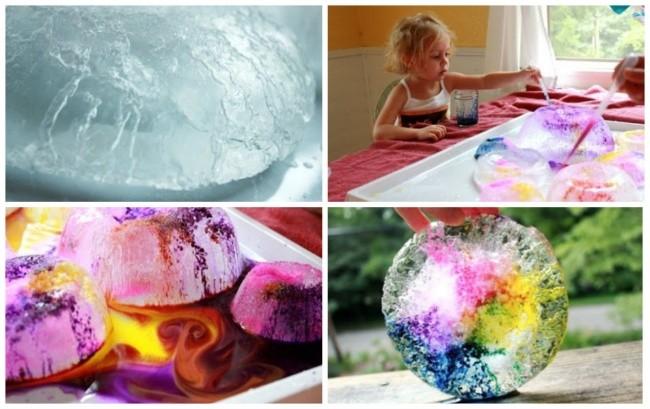 Волшебные опыты, чтобы удивить детей