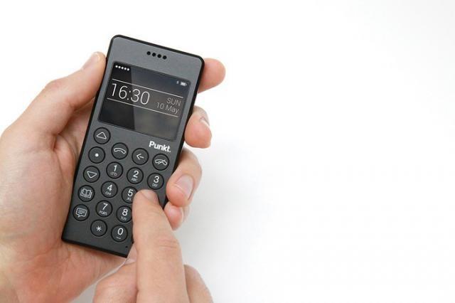Простой телефон, который только звонит (6 фото)