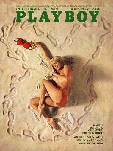 Культовые обложки Playboy разных лет
