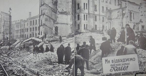 Как восстанавливали  СССР после войны (9 фото)