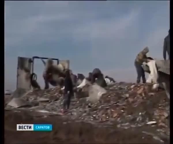 Фура с водкой перевернулась в Саратовской области