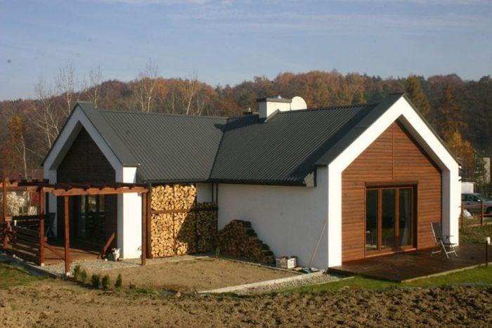 Строительство пенопластового дома в Польше (27 фото)