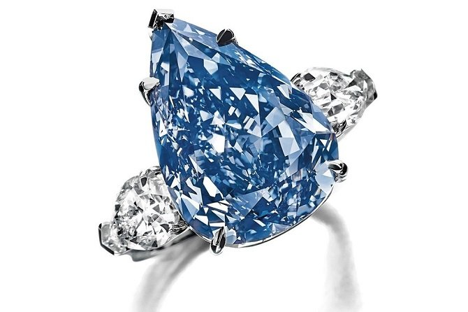 Бриллианты, проданные на аукционах