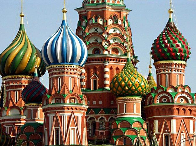Британское издание The Telegraph опубликовало 55 ошеломляющих фактов о России