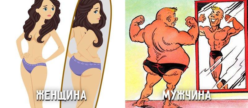 Наглядные доказательства, что мужчины и женщины все-таки с разных планет
