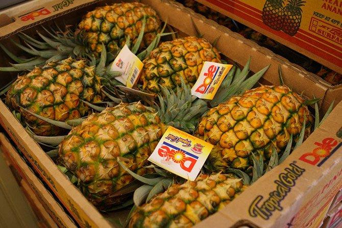 Полезные свойства ананаса, о которых вы не знали