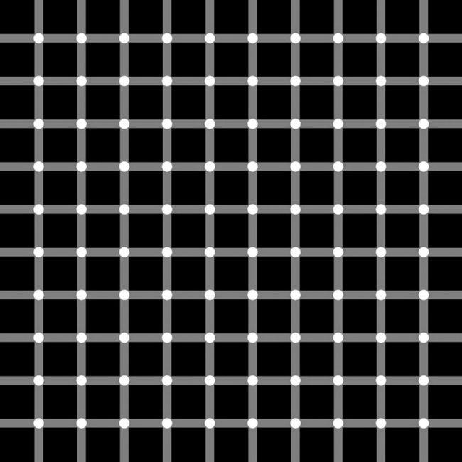 Занимательные цветовые иллюзии, которые легко обманут наш мозг