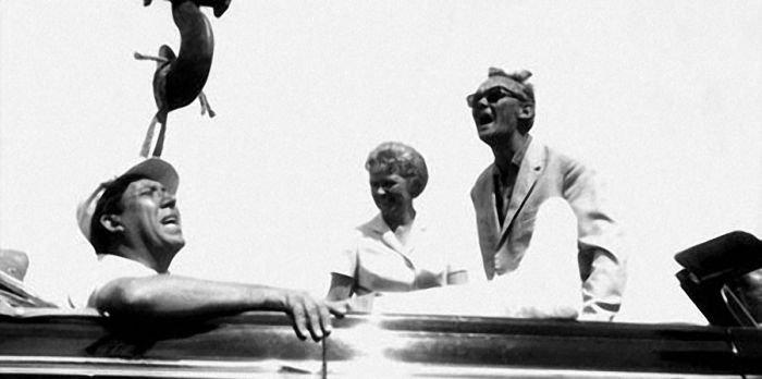 Как, во времена СССР, появился слух о гибели Юрия Никулина (4 фото)