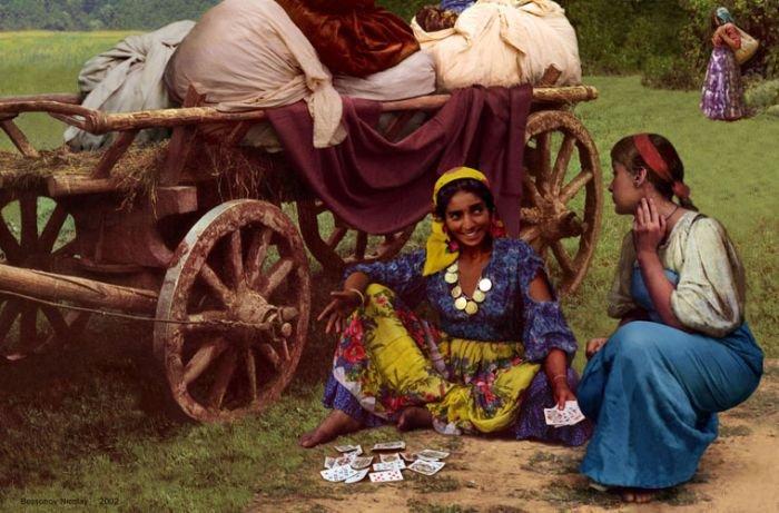 Любопытные факты о цыганах (6 фото)