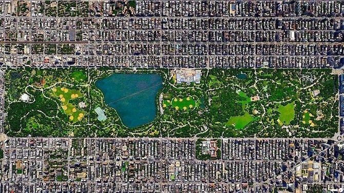 Невероятные фото со спутников, которые изменят ваш взгляд на мир