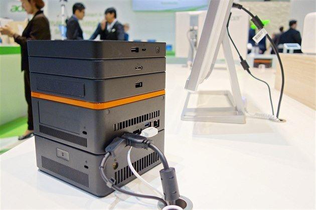 Модульный домашний компьютер – Revo Built (8 фото)